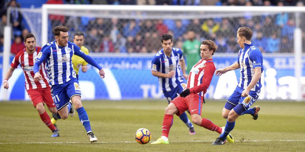 Alaves - Atletico de Madrid