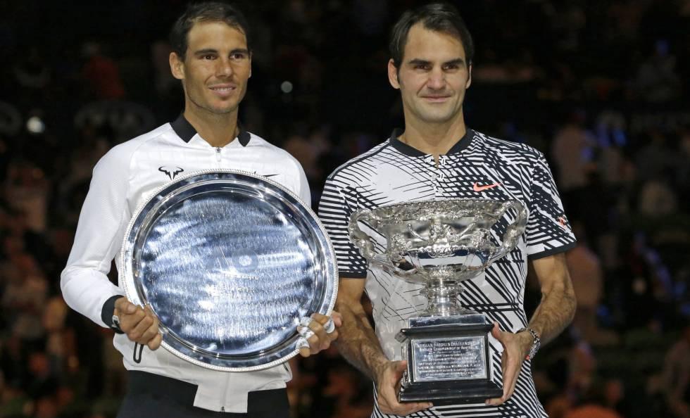 Nike gana en Australia con Federer, Nadal y Williams