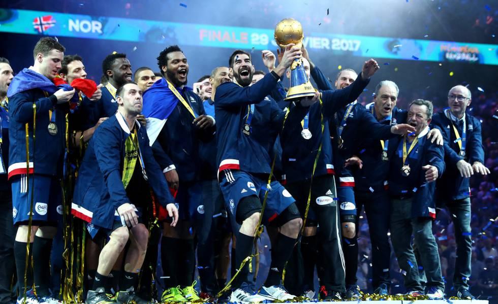 Francia no da lugar a la sorpresa. Noruega plata y Eslovenia bronce