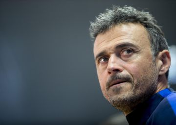 "Luis Enrique: ""Contra l'Atlètic patirem"""
