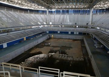 From Olympic pool to mosquito swamp: the Rio 2016 debacle