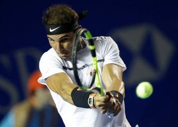 Nadal, impecable ante Zverev