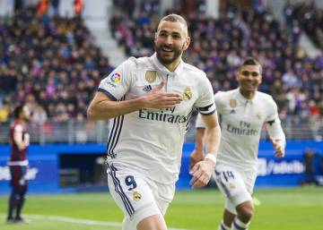 Real Madrid vence o Napoli por 3 a 1 pela Champions League