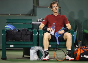 Sorpresa en Indian Wells: pierde Andy Murray, el número 1