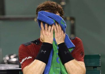 Murray e Indian Wells, querer y no poder