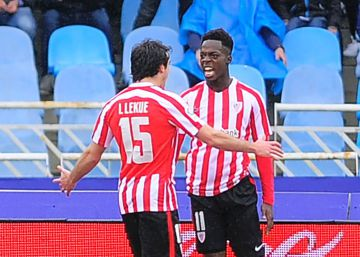 Iñaki Williams rompe su silencio goleador