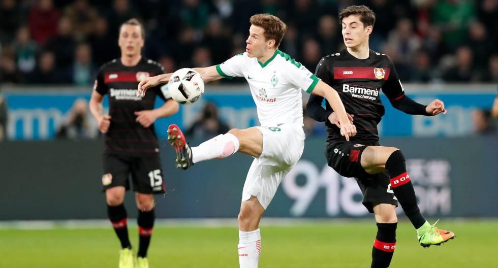 Un jugador del Leverkusen no viajó a Madrid porque tenía que estudiar
