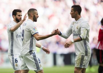 Resumen y goles del Athletic - Real Madrid (1-2) de LaLiga Santander