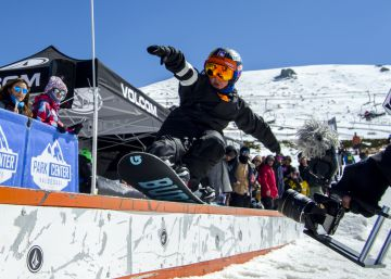 "Competition de Snow Freestyle ""The Slaugther Four"""