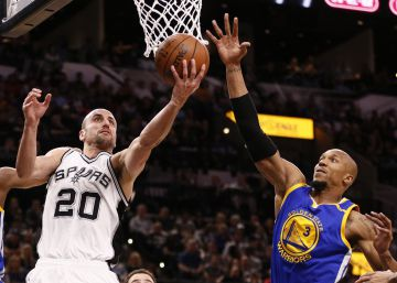 Golpe de autoridad de los Warriors en San Antonio