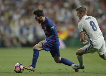 Massa Messi per al Madrid