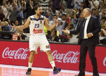 El Madrid inicia su Final Four