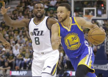 Los Warriors pasan a la final del Oeste como una exhalación