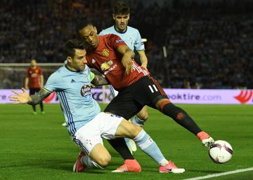 Manchester United - Celta: horario y dónde ver la Europa League