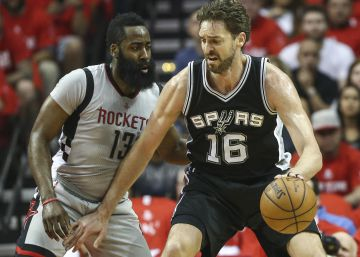 Los Spurs funden a los Rockets y jugarán la final del Oeste ante los Warriors