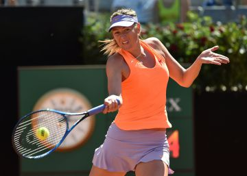 Roland Garros decide no invitar a Sharapova