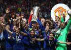 El Manchester United derrota al Ajax en la final de la Europa League