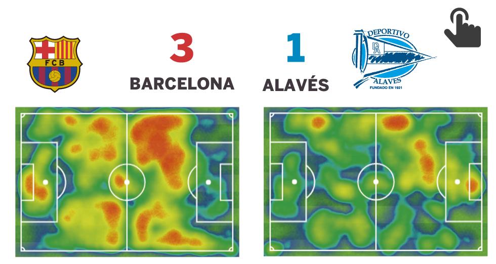 Messi da la Copa al Barcelona