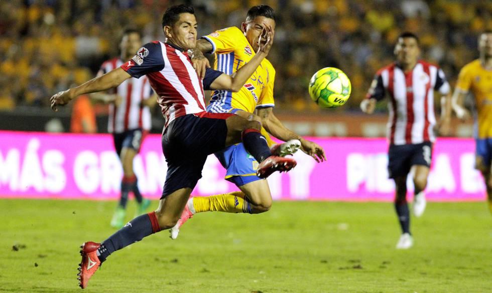 Chivas vs Tigres live final return
