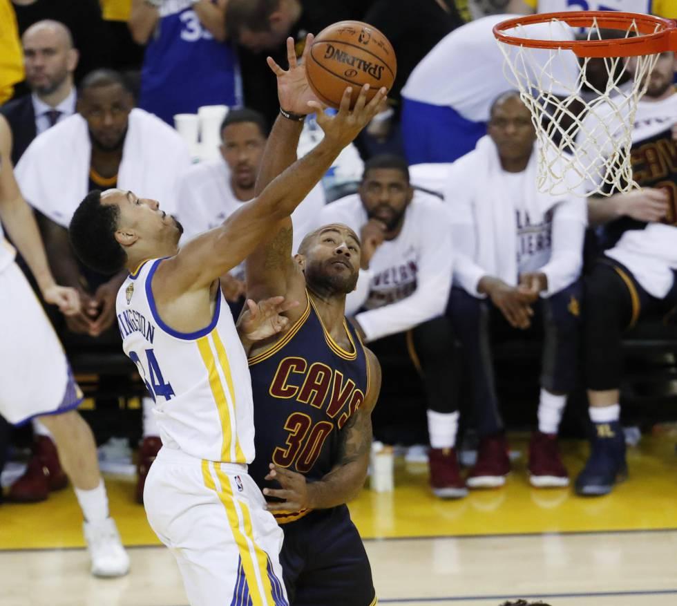 Final NBA 2017: Warriors - Cavaliers