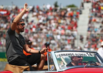 Alonso, imprescindible en la F1