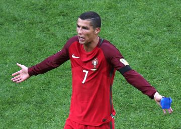 Cristiano Ronaldo: Leave it to the courts