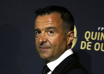 Tax Agency puts the spotlight on soccer super agent Jorge Mendes