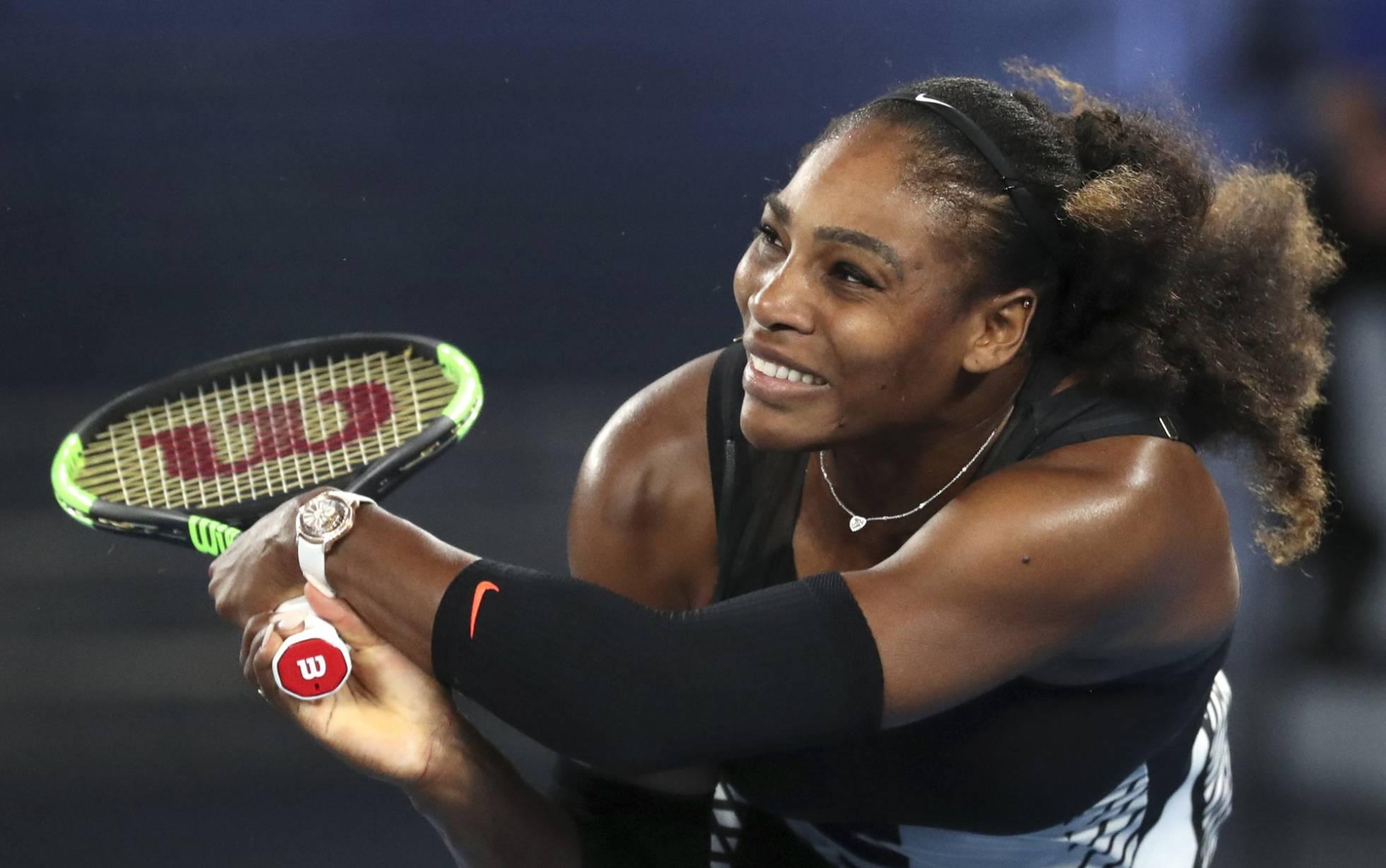 McEnroe dice que si Serena Williams jugara con hombres sería la número 700 del mundo