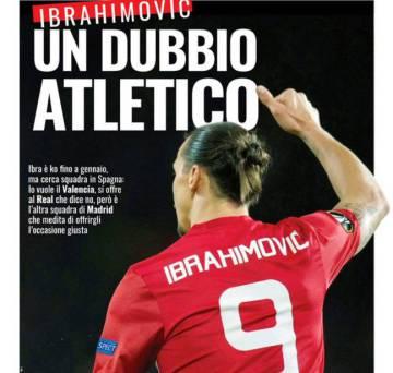 La portada de hoy del diario 'Tuttosport'.