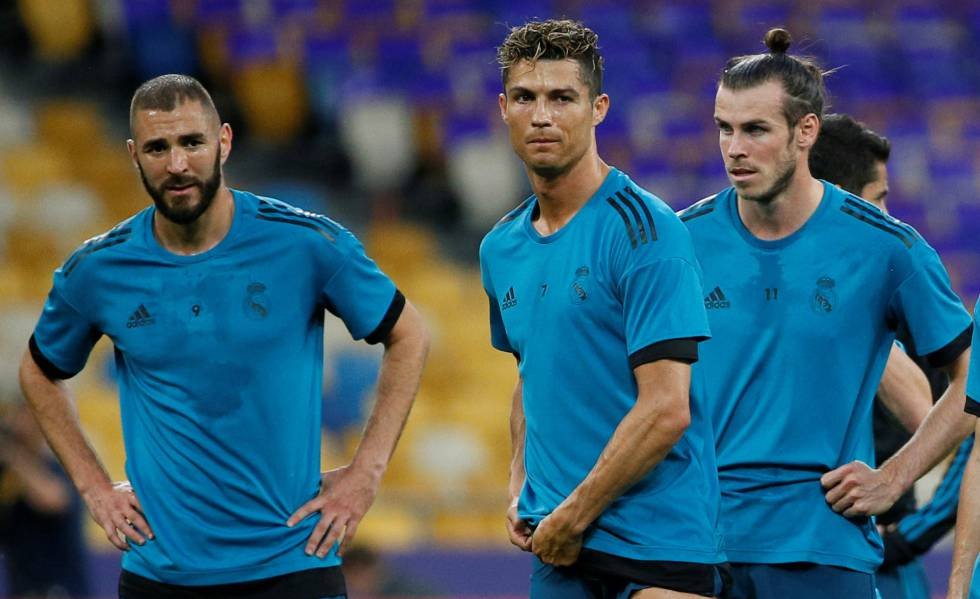 Alineaciones confirmadas: Zidane repite los once de Cardiff, Klop elige lo mejor