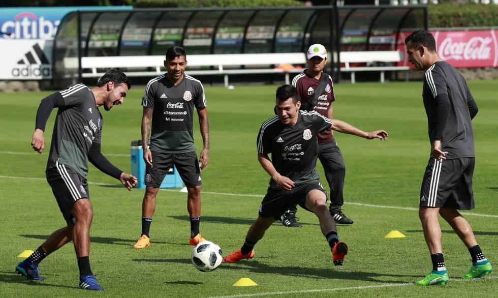 En insípido juego México empata con Gales