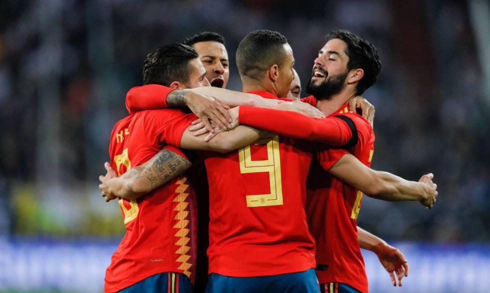 CRÓNICA | España camina invicta hacia el Mundial (1-1)