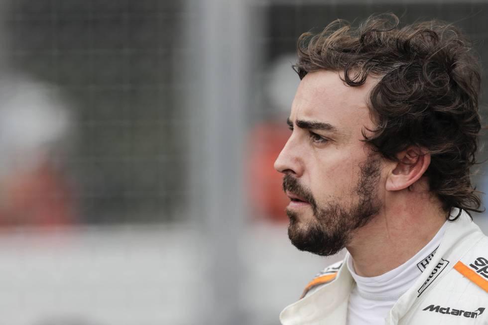 Alonso hace el mejor tiempo con Toyota