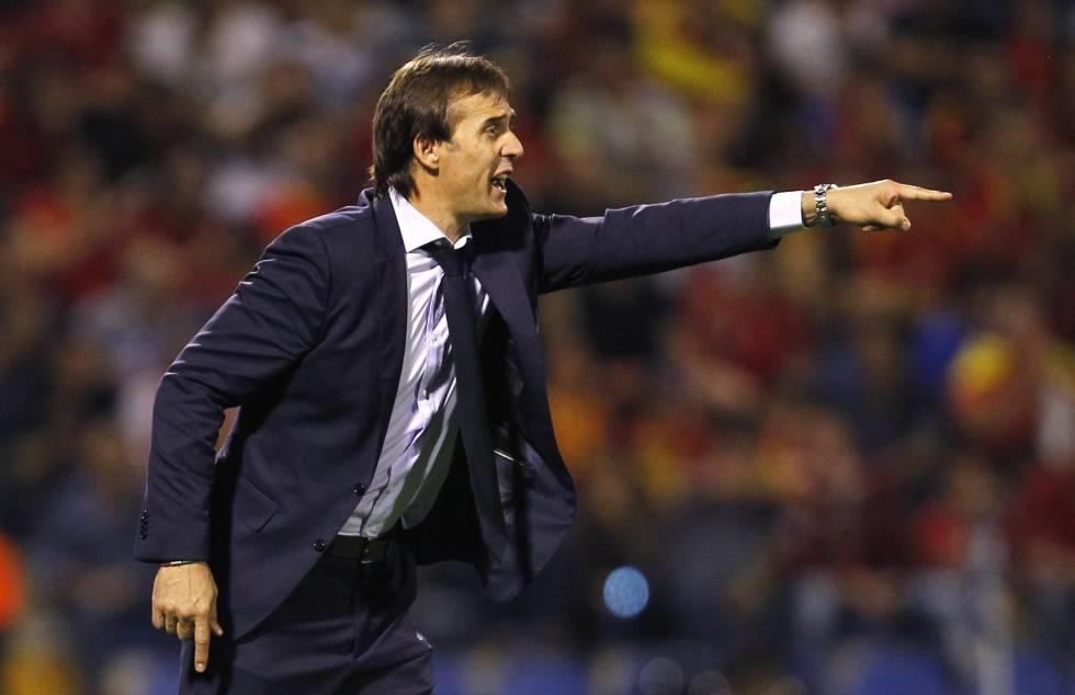 Los candidatos para ocupar el puesto técnico | FOTOS — Selección española