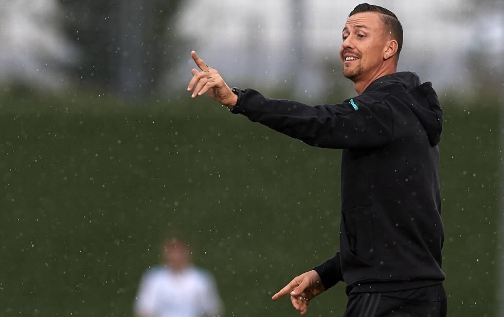 Guti confirma que será el segundo entrenador del Besiktas turco