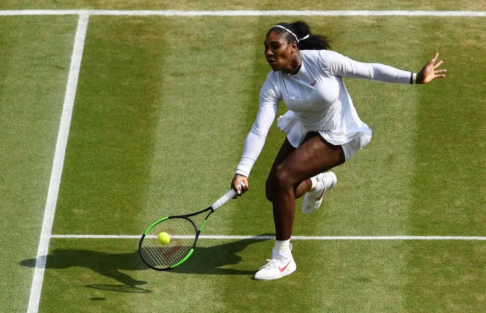 Wimbledon: Kerber frenó el 24º Grand Slam de Serena Wiliams