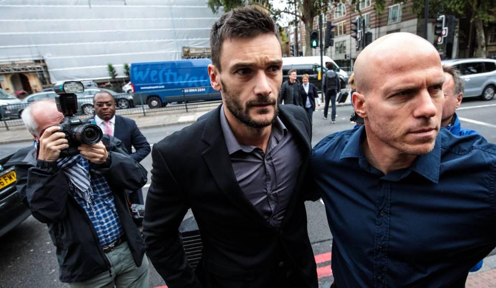 Lloris, campeón del mundo con Francia, fue condenado por conducir borracho - Deportes