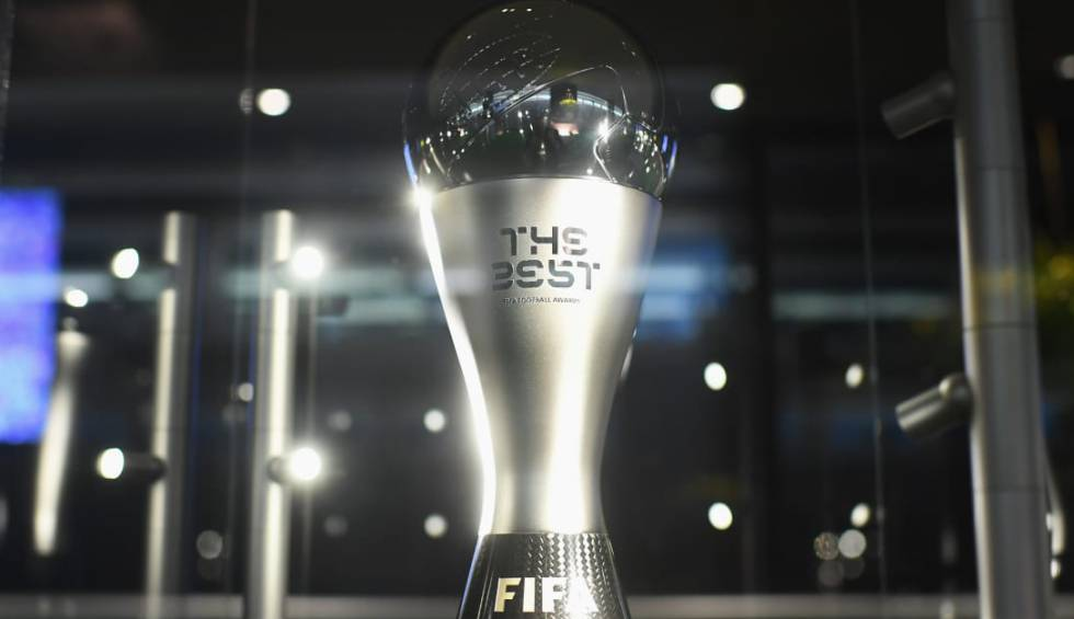 ¿Cómo votaron Falcao y Pékerman en los premios The Best?