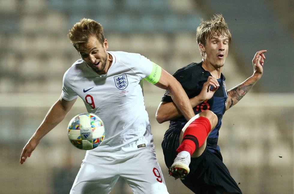 ¡Todo quedó en RESPECT! Croacia e Inglaterra, un empate 'fantasmal'