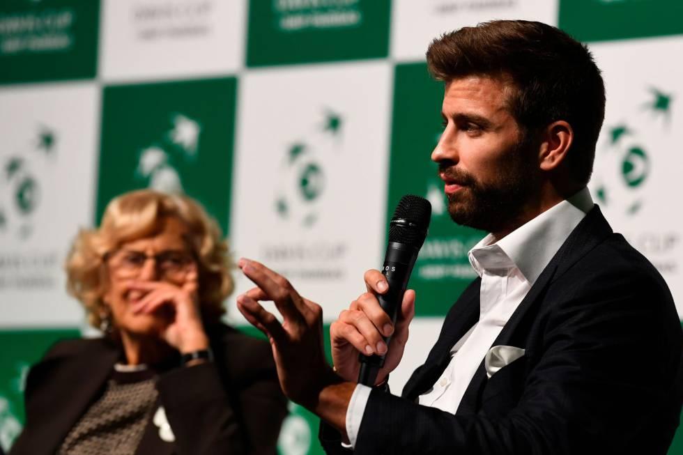 Deportes: Piqué confiado en contar con Djokovic