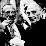 La presidenta y el secretario general del PCE,sonrientes en Roma, hace cuatro meses, cuando su partido todavía se encontraba en la ilegalidad