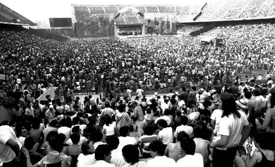 Rolling Stones 1982