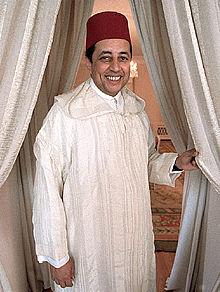 Abdesalam Baraka, embajador de Marruecos en España.