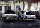 Arden otros tres coches en el distrito marítimo de Valencia