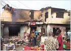 Más de 600 nigerianos mueren al huir del incendio de un arsenal