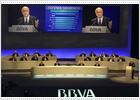 El presidente del BBVA pide