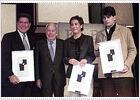 Polanco destaca el valor del español y las nuevas tecnologías en la entrega de los Premios Ortega
