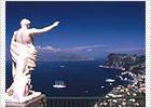El fulgor de Capri, Pompeya y Nápoles