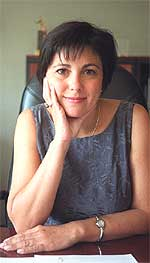 Rosa García, directora general de Microsoft Ibérica.
