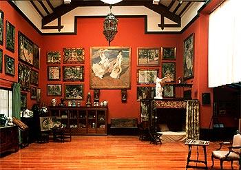 La casa museo de sorolla recupera la pintura y el esp ritu del artista edici n impresa el pa s - Casa de sorolla en madrid ...